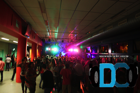 DiscoCrew schoolfeest den haag dj muziek licht geluid huren