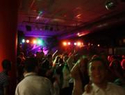 DiscoCrew schoolfeest feestgangers drive-in show den haag geluid dj