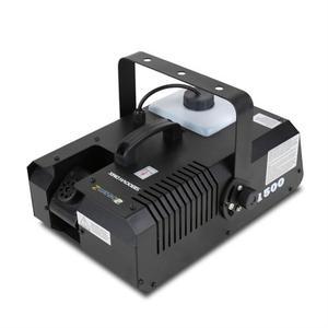 Rookmachine met gemotoriseerde kop beamz S1800VH discocrew huren drive-in show den haag bruiloft