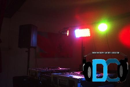 DiscoCrew Drive-in Show Den Haag Licht Geluid DJ Feest Disco rotterdam amsterdam inhuren boeken