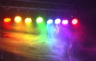 Par 56 lampen kleuren aankoop DiscoCrew Drive-in Show Den Haag