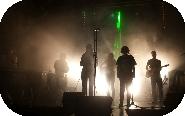 DiscoCrew drive-in show den haag rotterdam amsterdam licht geluid laser rook zanger